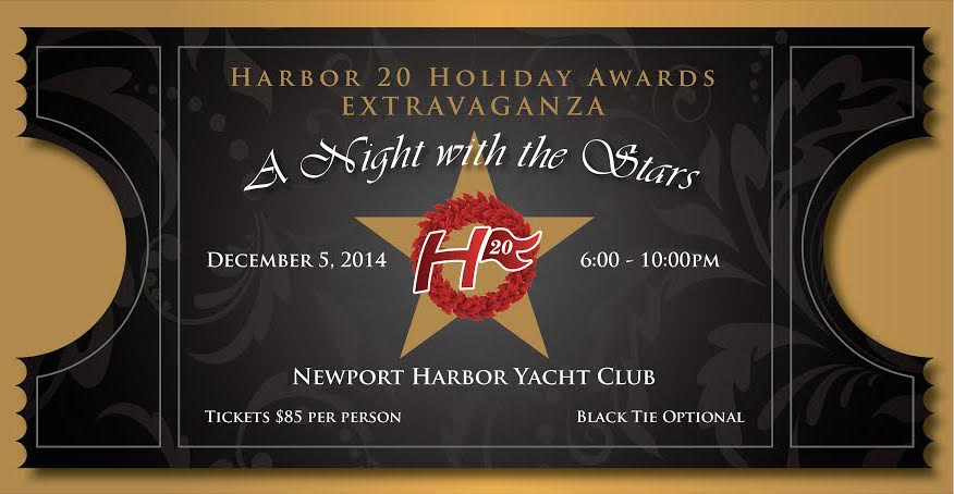 2014 H20 Awards Invitation